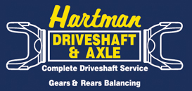 Hartman Driveshaft & Axle